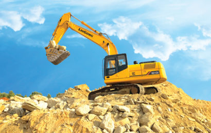 Our new generation excavators help achieve better productivity.