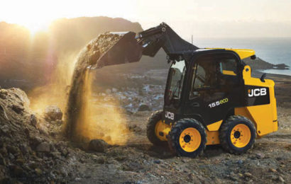 """JCB skid steer range is the safest in the world."""