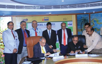 L&T and BEML sign MoU