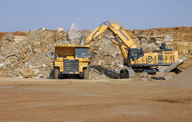 L&T is truly a 'one-stop-shop' for a major range of mining equipment.