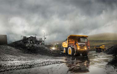 Volvo CE Debuts New Range of Rigid Haulers