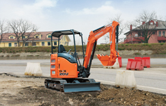 Tata Hitachi mini excavators offer best value to the customers.