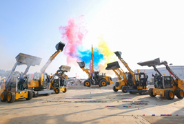 LiuGong scores 400,000+loaders as it celebrates 60th anniversary