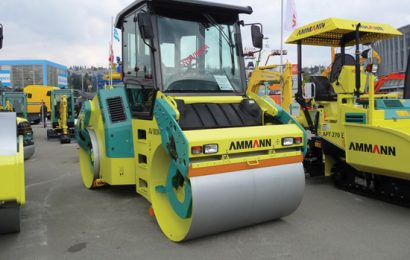 """Technology and data are two sides of customer's  success at Ammann."""