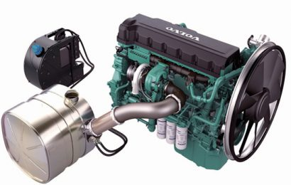Volvo Penta engine range will be available with an optimized SCR system.