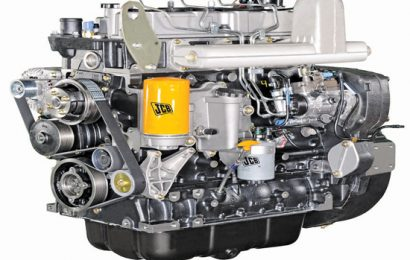 JCB ecoMAX engine is regarded as the most fuel efficient engine in the industry.