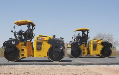 Automation and Digitization in Road Construction