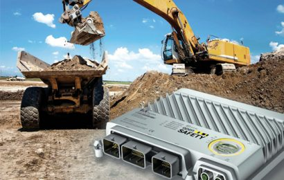 New safety controller offers intelligent safety functions for outdoor applications.
