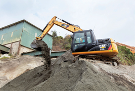 Caterpillar Unveils new Excavator