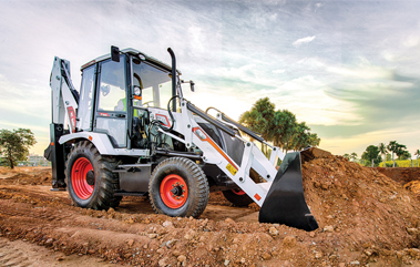 Bobcat B900: A Reliable, Durable and Efficient Backhoe Loader