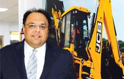 JCB India sees long-term opportunities as government  is receptive to industry needs.