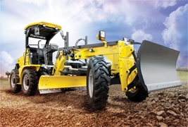 Motor Graders Improve Performance, Lower Costs and Advance Safe Operation